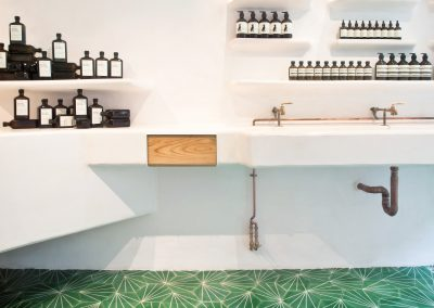 Dandelion - lawn/milk, Aesop - London, UK