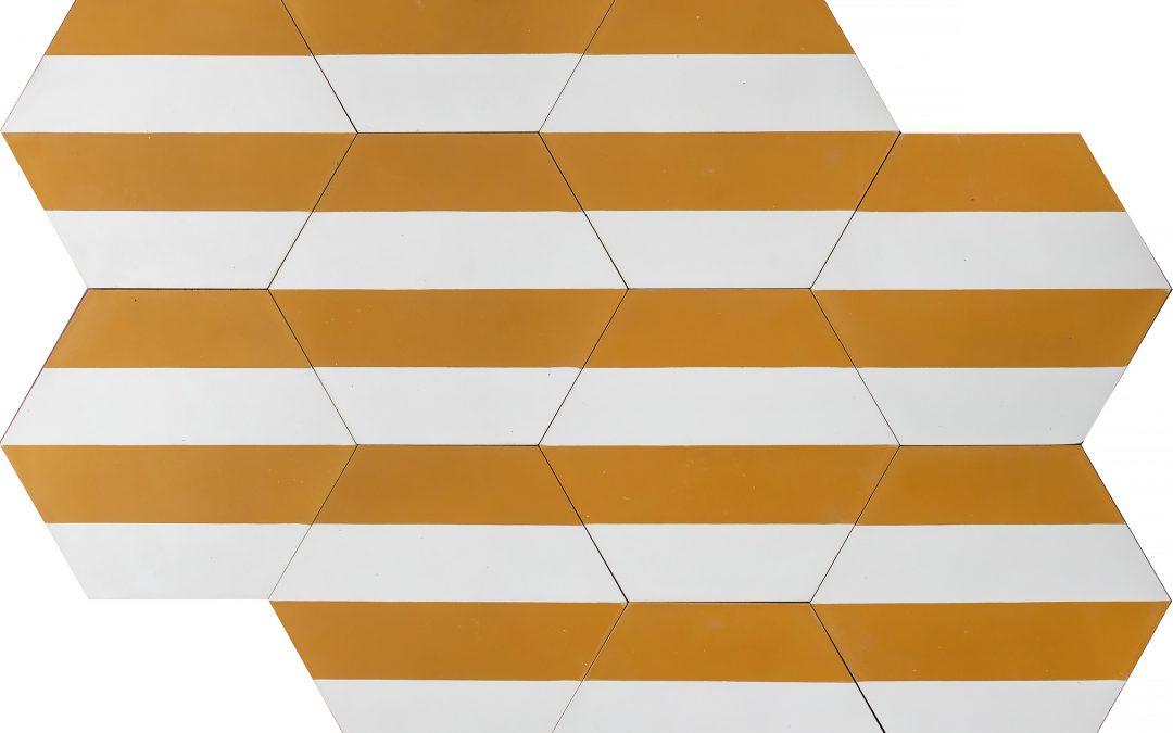 Kimono B – honey/pure white