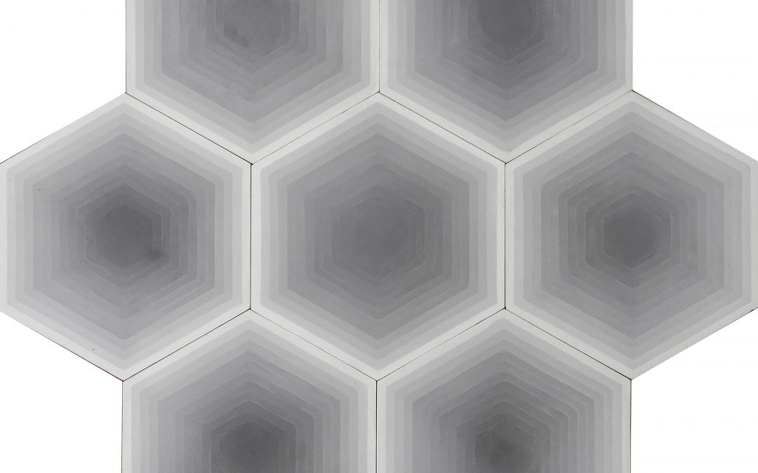 FOUR ELEMENTS / Hexagon Grayscale