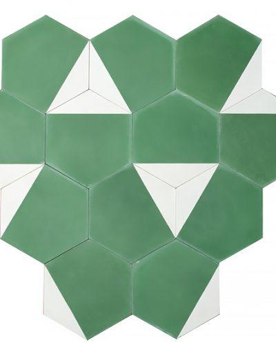 Casa - pea green/pure white
