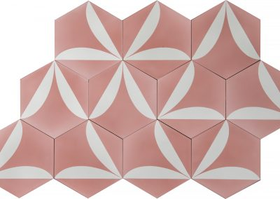 Lily - old pink/ivory