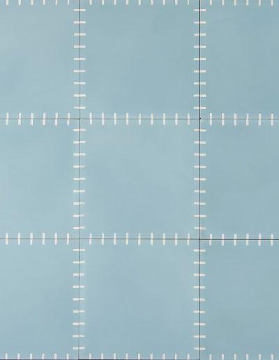 Stitch - breeze/white