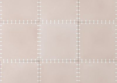 Stitch - soft pink/white