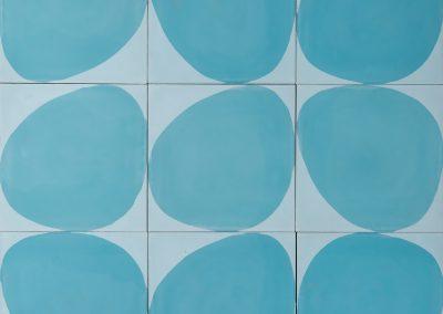 Stone - icicle/azure