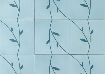 Vine - breeze/vintage blue