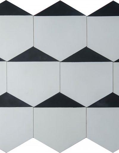 Casa - pure white/charcoal