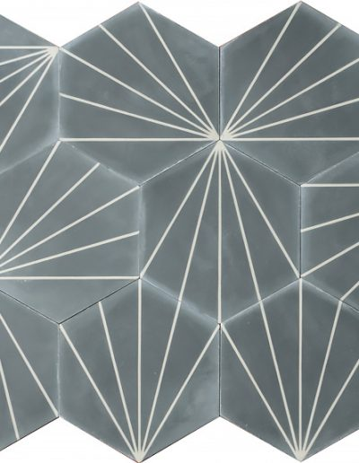 Dandelion - greyish green/canvas