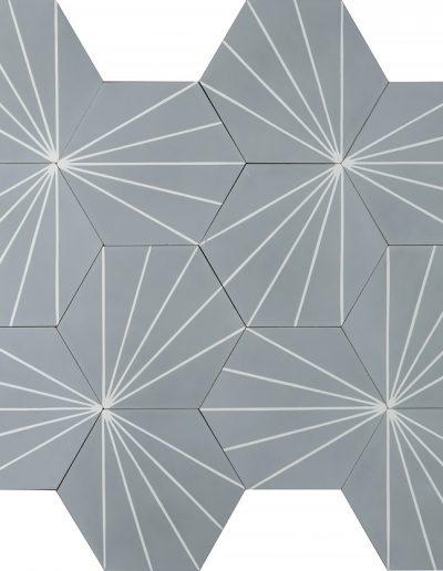 Dandelion - stonegrey/white
