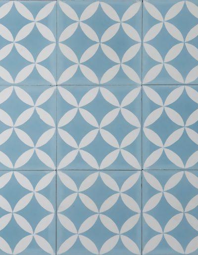 Essaouira - gråblå
