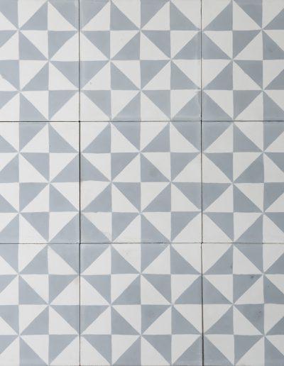 Palermo - gråvit