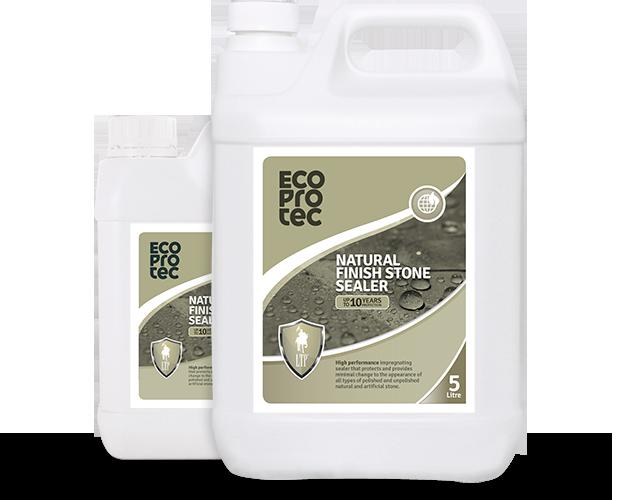 EcoProtec Natural Finish Stone Sealer 5L