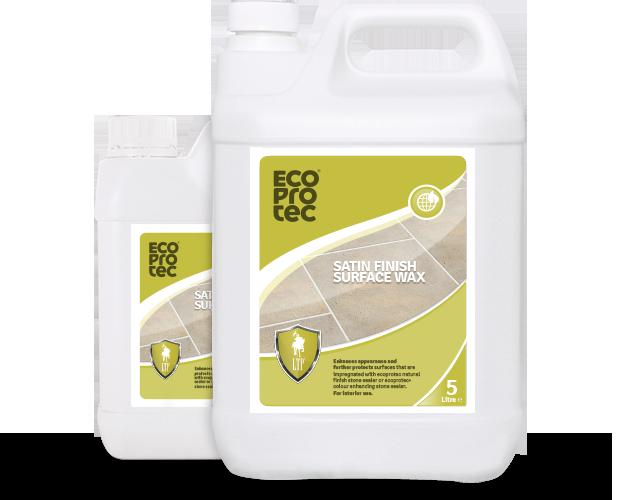EcoProtec Satin Finish Surface Wax 1L